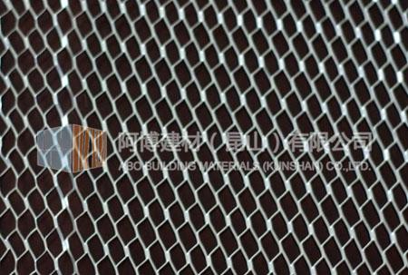 Paper Back Metal Lath Anber Wire Mesh Machine